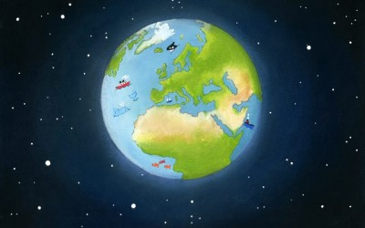 Planète illustrée