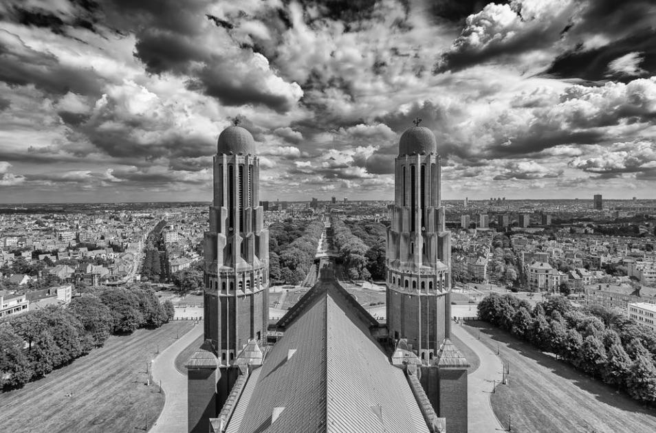 Perspectives citadines inattendues par Sophie Voituron